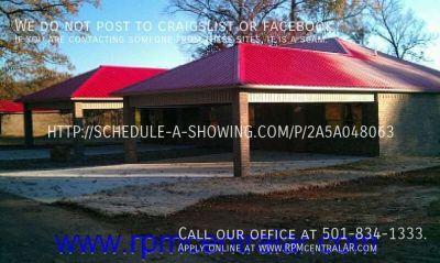 113 W Republican Rd., Apt B, Jacksonville AR 72076 - 2br 2ba Brick Duplex behind LRAFB