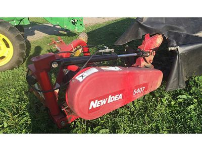 DISC MOWER WITH 6 DISC, NEW IDEA ...