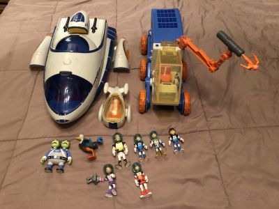 Miles of Tomorrowland playset