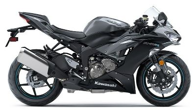 2019 Kawasaki NINJA ZX-6R SuperSport Motorcycles Howell, MI