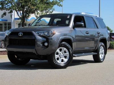 2015 Toyota 4Runner Limited (Magnetic Gray Metallic)