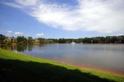 $1,028, 2br, 2 bd/2 bath St. Augustine at the Lake with it's well manicured landscaping and breathtaking wate...