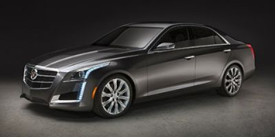 2014 Cadillac CTS 2.0T Luxury Collection (Mocha Steel Metallic)