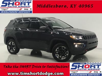 2018 Jeep Compass Trailhawk ()