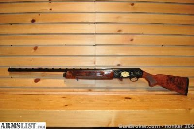 For Sale: NEW BROWNING B80, DUCKS UNLIMITED ,12 GA. IN HARD CASE