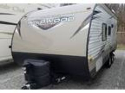 2018 Forest River Wildwood Travel Trailer in Dover, DE