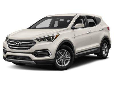2018 Hyundai Santa Fe Sport 2.4L (Sparkling Silver)