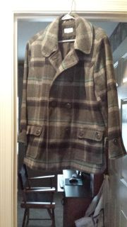 1x winter coat. Great condition. Smoke free home.