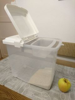 Rice container Food storage container