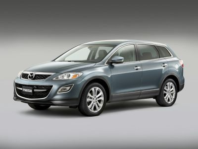 2011 Mazda CX-9 Grand Touring (Liquid Silver Metallic)