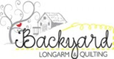 Longarm Services Backyard longarm and quilting FAST quality work