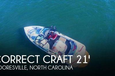 2003 Correct Craft Sport Nautique 216 Limited