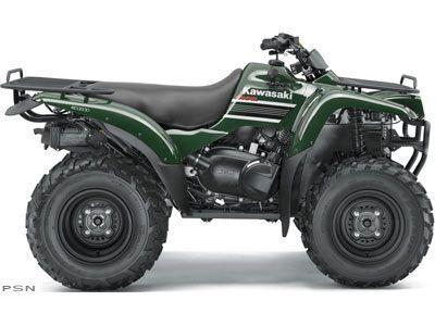 2008 Kawasaki Prairie 360 4x4 Utility ATVs Talladega, AL