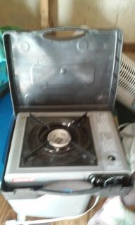 Coleman's camp stove