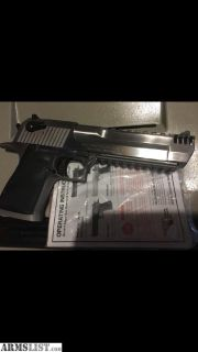 For Sale: Desert Eagle Mark XIX .50