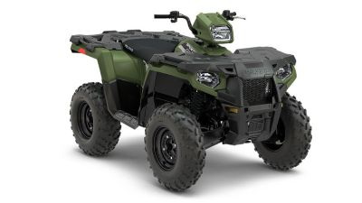 2018 Polaris Sportsman 570 Utility ATVs Kansas City, KS