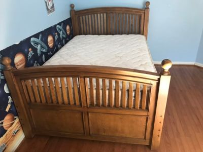 Full Size Captain Bed Baby to Teen Brand