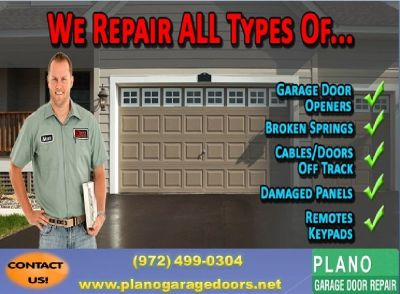 BBB A+ Rating Emergency Garage Door Repair Services | Plano 75023 TX