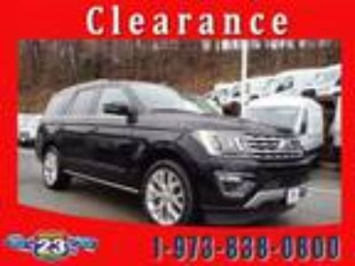 new 2018 Ford Expedition for sale.