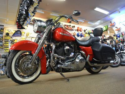 2004 Harley-Davidson FLHRS/FLHRSI Road King Custom Touring Motorcycles Clearwater, FL