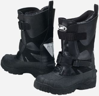 Purchase HJC Standard Mens Snowmobile Snow Winter Cold Weather Footwear Boots motorcycle in Manitowoc, Wisconsin, United States, for US $99.99