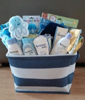 Baby Boy Care Kit ? 79 Piece Baby Care