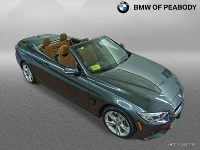 Used 2016 BMW 4 Series 2dr Conv AWD