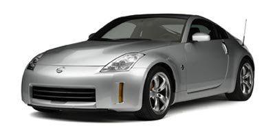 2008 Nissan 350Z Base (Carbon Silver Metallic)