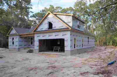 1252 Hawthorn Dr. Pawleys Island Four BR, New Construction in