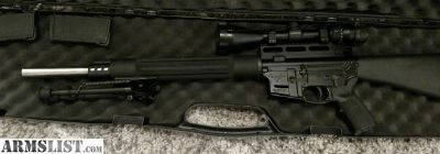 For Sale: AR15 for sale (RRA upper on Doublestar lower)