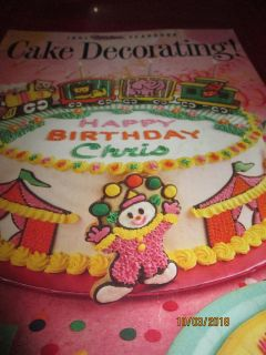 WILTON 1991 COLLECTIBLE CAKE DECORATING YEARBOOK