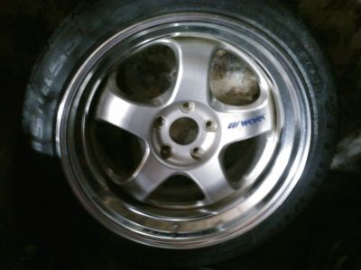 worx meister wheels S-1s ,,,,,18in staggered