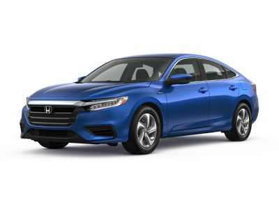 2019 Honda Insight EX (Modern Steel Metallic)