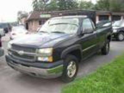 2004 Chevrolet Silverado 1500 Long Bed 4WD