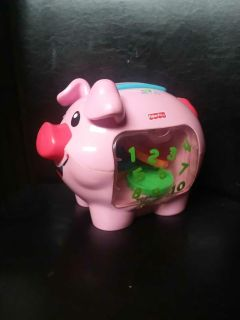 GUC Fisher Price Counting Penny Pig
