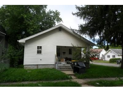 3 Bed 1 Bath Preforeclosure Property in Anderson, IN 46016 - George St