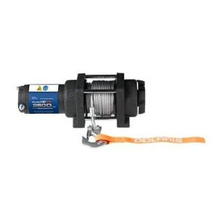 Purchase OEM Heavy Duty 3500 LB. Winch 2014 Polaris RZR 900 XP 4 motorcycle in Sandusky, Michigan, US, for US $499.99
