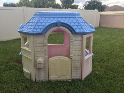 Little Tykes Victorian Cottage for sale