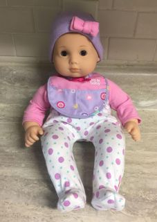 American Girl Doll Bitty Baby LIKE NEW! CP.