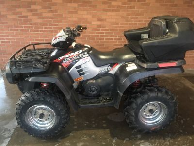 2004 Polaris Sportsman 700 Twin EFI Utility ATVs Glasgow, KY