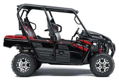 2019 Kawasaki Teryx4 LE Utility SxS Utility Vehicles Linton, IN