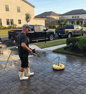 Pressure Washing Service in St Cloud FL, Lake Nona, Kissimmee & Orlando, FL