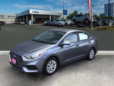 2019 Hyundai Accent (Urban Gray)