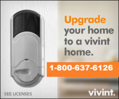 Vivint Home Security | No Contract| Free Touchpad | CALL NOW : +1-800-637