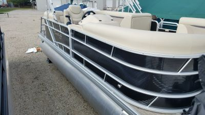 2018 Sweetwater SW2086SB Pontoons Boats Coloma, MI