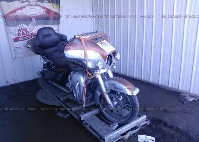 2014 Harley-davidson FLHTK