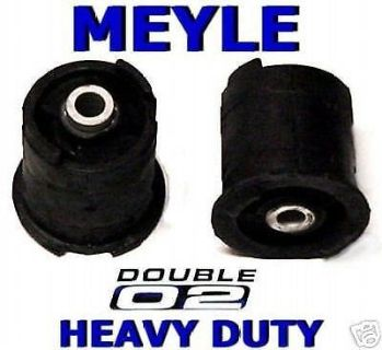 Sell BMW E24 M6 L6 Rear MOUNTS *2* Subframe MEYLE 633 635 HEAVY DUTY 33-31-1-130-488 motorcycle in Hayward, California, United States, for US $64.95