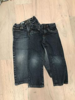 Boys Jeans 2 pairs