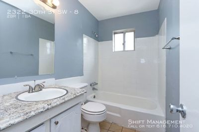 2322 30th #8 - Cozy Two bedroom with all utilities included!