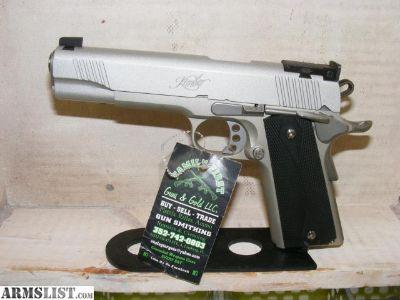 For Sale: KIMBER RIMFIRE TARGET 22LR